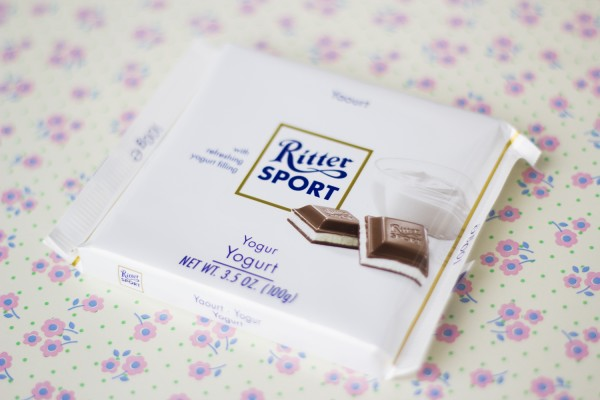 Rittersport yoghurt