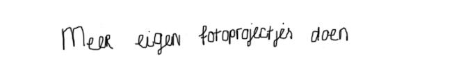 fotoprojectjes